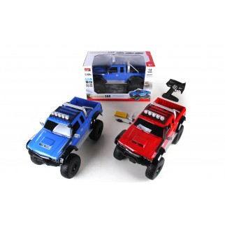 R/B valdomas 4WD visureigis...