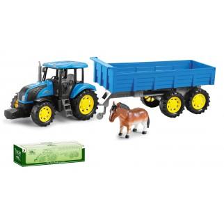 Žaislinis traktoriu su...