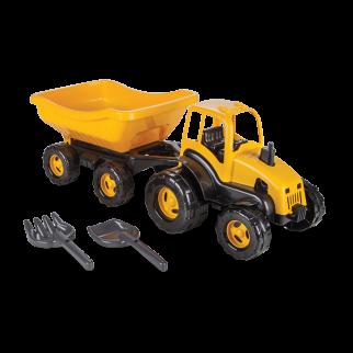 Pilsan žaislinis traktorius...
