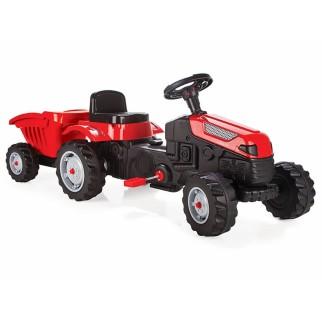 Pilsan vaikiškas traktorius...