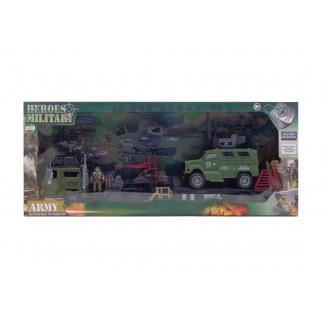 Žaislinis kariuomenės rinkinys