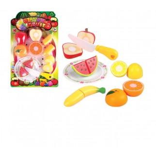 Žaislinis vaisių rinkinys