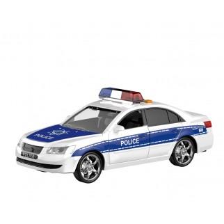 Policijos mašina - inercinė