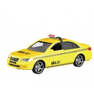 Taksi automobilis - inercinė