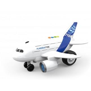 Žaislinis lėktuvas - inercinis