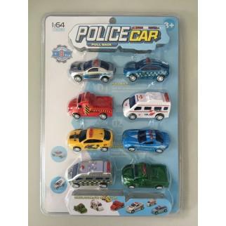 Policijos mašinėlių...