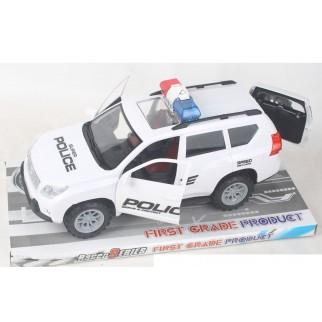 Inercinis policijos džipas
