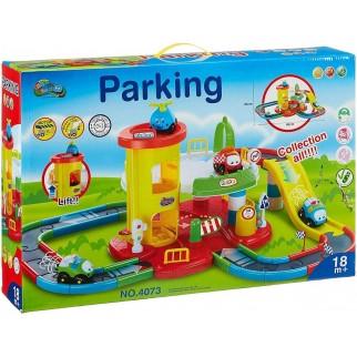Žaislinis garažas