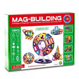 Magnetinis konstruktorius...