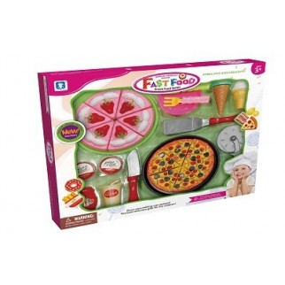 Žaislinis rinkinys (Pizza)