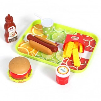 Žaislinis maisto rinkinys