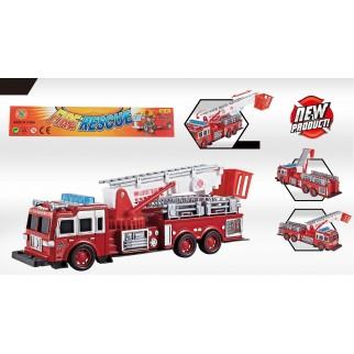 Inercinė gaisrinė mašina