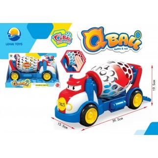 Žaislinė mašina su priedais