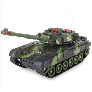 R/B Valdomas tankas