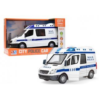 Žaislinė policijos mašina...