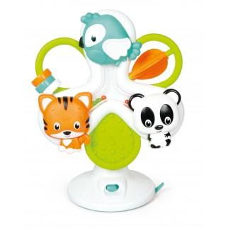 Clementoni gyvūnų karuselė