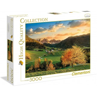 "Clementoni dėlionė ""Alps""..."