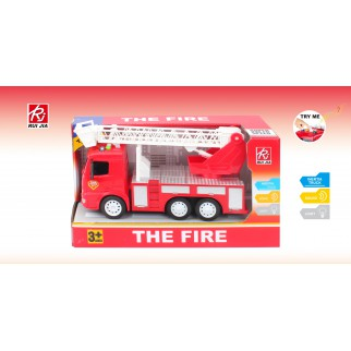 Inercinė mašina - gaisrinė