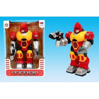 """Žaislinis robotas """"Android"""""""