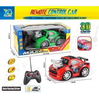 R/B valdomas automobilis su...