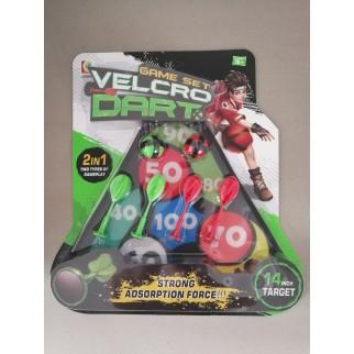 """Žaidimo """"Velcro Dart"""" rinkinys"""