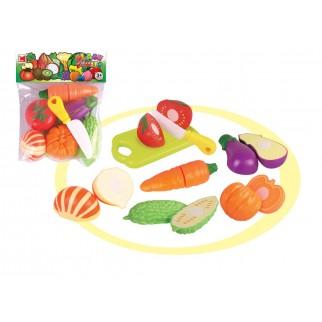 Žaislinis daržovių rinkinys