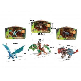 Žaislinis dinozauras