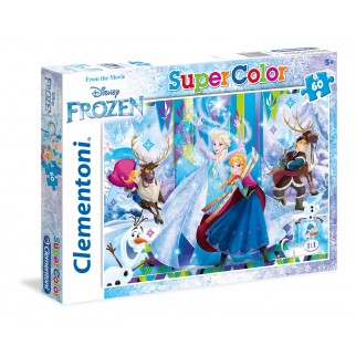 "Supercolor dėlionė ""Frozen""..."