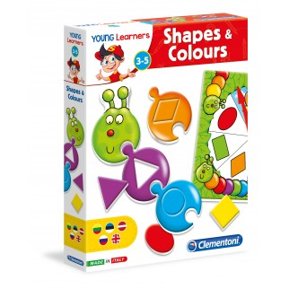 "Žaidimas ""Shapes&Colours"""