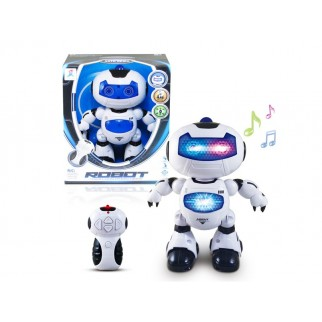 R/B valdomas robotas