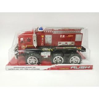 Žaislinė ugniagesių mašina