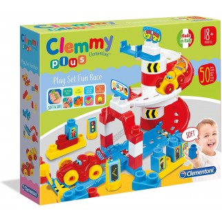 Clemmy Plus konstruktorius...