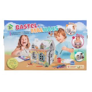 3D miniatiūrinis namelis...