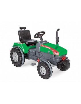 Užsėdamos, minamos ir akumuliatorinės mašinos ir traktoriai